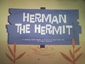 Herman The Hermit Cartoon Picture