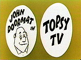 John Doormat Theatrical Cartoon Series Logo