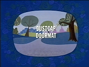 Dustcap Doormat Picture Of Cartoon