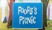 Foofle's Picnic Picture Into Cartoon