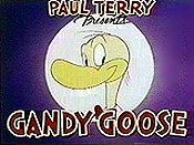 Gandy The Goose Picture Of Cartoon