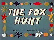 The Fox Hunt Cartoon Character Picture