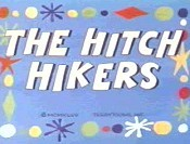 The Hitch Hikers Picture To Cartoon