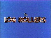 Log Rollers Picture Into Cartoon
