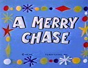 A Merry Chase Cartoon Picture
