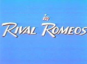 Rival Romeos Picture Into Cartoon