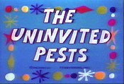 The Uninvited Pests Free Cartoon Picture