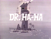 Dr. Ha-Ha The Cartoon Pictures