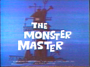 The Monster Master Cartoon Character Picture