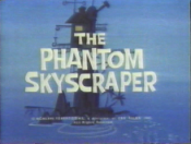 The Phantom Skyscraper Picture Of Cartoon