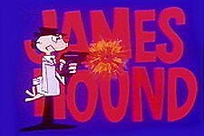 James Hound Theatrical Cartoon Series Logo
