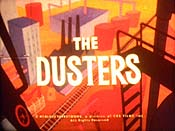 The Dusters Cartoon Character Picture