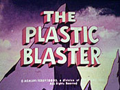The Plastic Blaster Cartoon Character Picture
