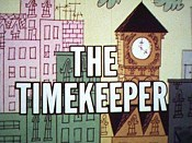 The Timekeeper Cartoon Character Picture