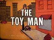 The Toy Man Cartoon Picture