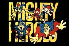Mighty Heroes Episode Guide Logo