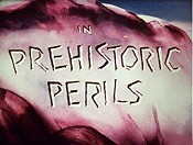 Prehistoric Perils Cartoon Picture