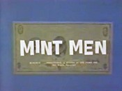 Mint Men Cartoon Picture