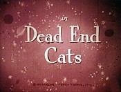 The Dead End Cats Cartoon Funny Pictures