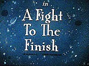 A Fight To The Finish Cartoon Funny Pictures