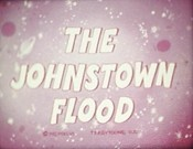 The Johnstown Flood Picture Of Cartoon