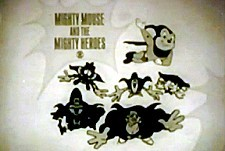 Mighty Mouse & The Mighty Heroes Episode Guide Logo