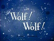 Wolf! Wolf! Picture Of Cartoon