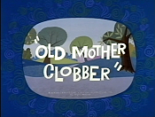 Old Mother Clobber Cartoon Picture