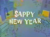 Sappy New Year Video