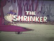 The Shrinker Cartoon Picture
