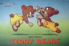Terry Bears Theatrical Cartoon Series Logo