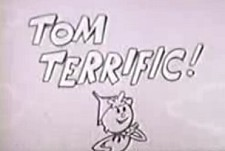 Tom Terrific Episode Guide Logo