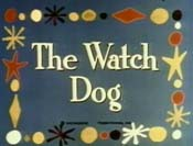 The Watch Dog Cartoons Picture
