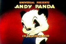 Andy Panda Theatrical Cartoon Series Logo