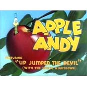 Apple Andy Cartoon Picture