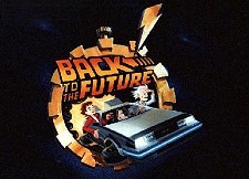 Back to the Future Episode Guide Logo