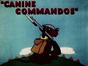 Canine Commandos Free Cartoon Pictures