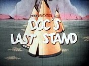Doc's Last Stand Free Cartoon Picture
