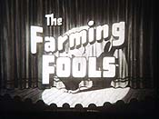 The Farming Fools Cartoon Picture