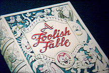 Foolish Fables Theatrical Cartoon Series Logo