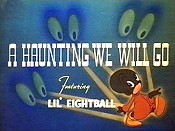 Lil' Eightball Theatrical Cartoon Series Logo