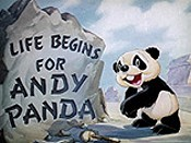 Life Begins For Andy Panda Cartoon Picture