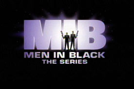Men In Black: The Series Episode Guide Logo