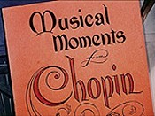 Musical Moments From Chopin Cartoon Picture