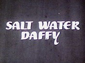 Salt Water Daffy Picture To Cartoon