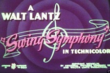 Swing Symphony Theatrical Cartoon Series Logo