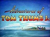 Adventures Of Tom Thumb Jr. Picture To Cartoon