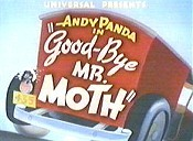 Good-Bye Mr. Moth Cartoon Character Picture