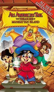 An American Tail: The Treasure Of Manhattan Island Cartoon Character Picture