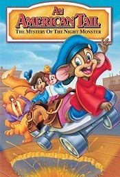 An American Tail: The Mystery Of The Night Monster Picture Into Cartoon